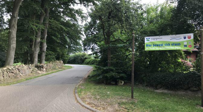 Am Gutspark Nottensdorf (Juli 2021)